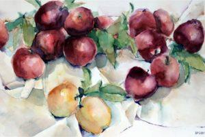 Apples on Sheet 1
